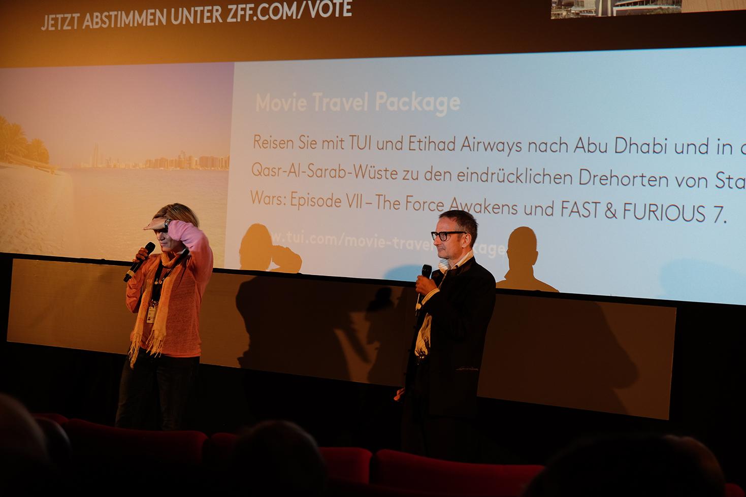 Die Gentrifizierung bin ich, Thomas Haemmerli, Premiere Zurich Film Festival Interview