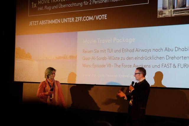 Die Gentrifizierung bin ich, Thomas Haemmerli, Premiere Zurich Film Festival Interview 2