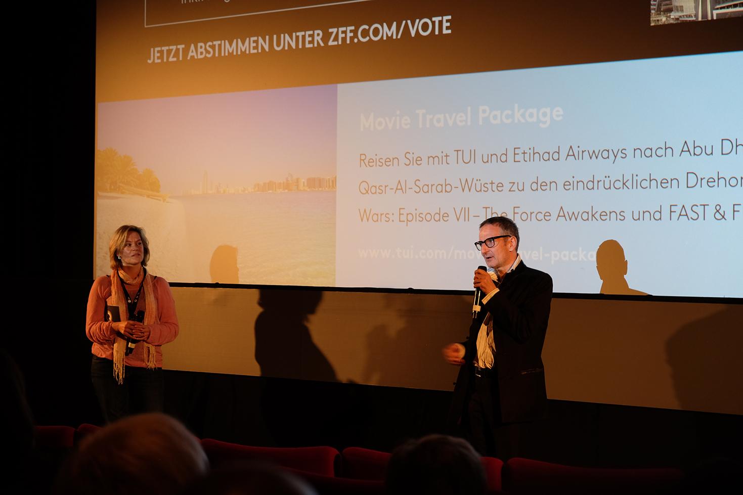 Die Gentrifizierung bin ich, Thomas Haemmerli, Premiere Zurich Film Festival Kino Interview