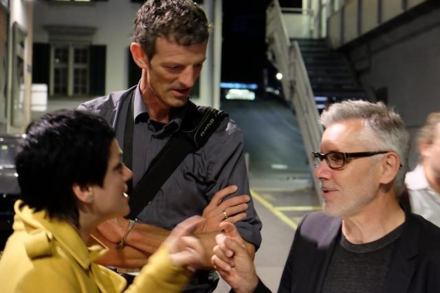 Die Gentrifizierung bin ich, Thomas Haemmerli, Premiere Zurich Film Festival Discussion