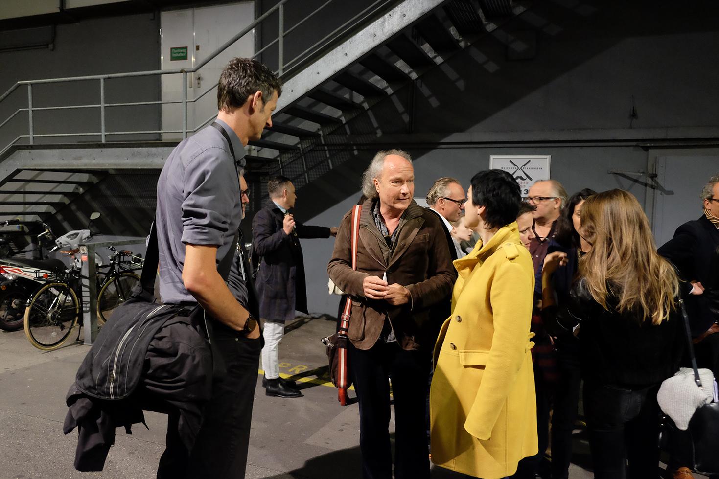 Die Gentrifizierung bin ich, Thomas Haemmerli, Premiere Zurich Film Festival, Diskussion