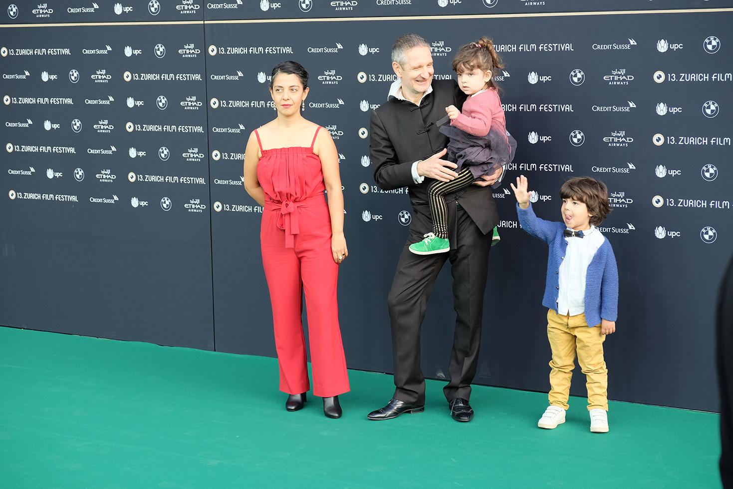 Die Gentrifizierung bin ich, Thomas Haemmerli, Premiere Zurich Film Festival Familie