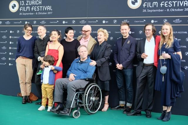 Die Gentrifizierung bin ich, Thomas Haemmerli, Premiere Zurich Film Festival alle