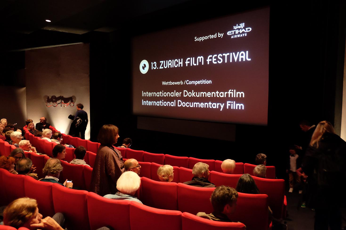 Die Gentrifizierung bin ich, Thomas Haemmerli, Premiere Zurich Film Festival Kino
